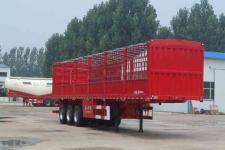 华盛顺翔12米33.4吨3轴仓栅式运输半挂车(LHS9400CCY)