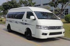 5.5米|10-14座金龙轻型客车(XMQ6552BEG5C)