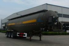 开乐12米28吨3轴低密度粉粒物料运输半挂车(AKL9401GFLA4)