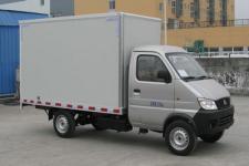 长安跨越国五微型厢式运输车88马力5吨以下(SC5031XXYGDD52)