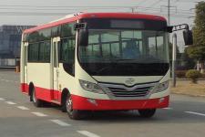 華新牌HM6600CFN5J型城市客車