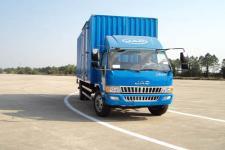 江淮骏铃国五单桥厢式运输车170-190马力5-10吨(HFC5160XXYP91K1E1V)