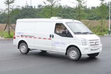 国五东风小康面包式冷藏车13607286060