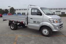 重汽王国五单桥货车112马力5吨以下(CDW1030N2M5)