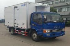 江淮牌HFC5045XLCP92K1C2V型冷藏车