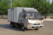 唐骏汽车国五单桥厢式运输车79-88马力5吨以下(ZB5034XXYBPC3V)