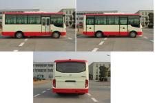 华新牌HM6600CFD5J型城市客车图片2