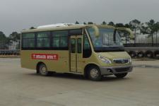 华新牌HM6602LFD5J型客车图片