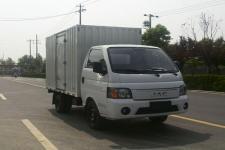 江淮康铃国四单桥厢式运输车68马力5吨以下(HFC5030XXYPV7K2B3)