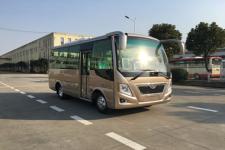 华新牌HM6605LFD5J型客车图片