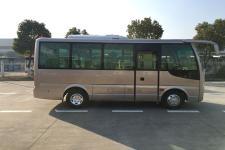 华新牌HM6605LFD5J型客车图片2