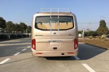 华新牌HM6605LFD5J型客车图片3