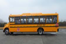 东风牌DFH6100B型中小学生专用校车图片2
