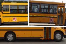东风牌DFH6100B型中小学生专用校车图片4