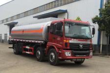 随州力神欧曼小三轴15吨甲醇、乙醇运输车