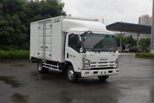 五十铃牌QL5071XXYA5HA型厢式运输车