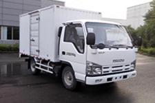 五十铃牌QL5040XXYA6EA型厢式运输车