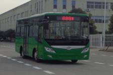 华新牌HM6760CRD5J型城市客车图片