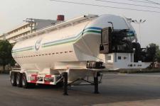 开乐11.7米28.8吨3轴低密度粉粒物料运输半挂车(AKL9401GFLB3)