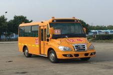 华新牌HM6530XFD5JN型幼儿专用校车