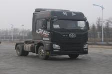 解放单桥平头柴油牵引车355马力(CA4180P26K24E5A80)
