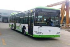 12米金龙插电式混合动力城市客车
