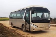 8.1米华中纯电动客车