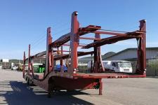 鑫华驰13.8米13吨2轴车辆运输半挂车(THD9201TCL)