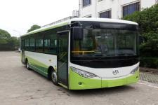 8.1米|10-22座大运纯电动城市客车(CGC6801BEV1K2)