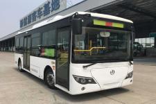 8米大运纯电动城市客车