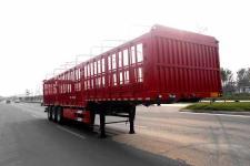 中专专汽13米32.9吨3轴仓栅式运输半挂车(ZZQ9400CCYE)