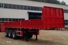 同强7.5米34吨3轴栏板半挂车(LJL9403LB)