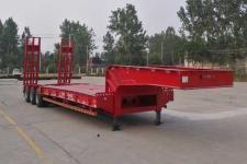 辉煌事业12.5米24.1吨6轴低平板半挂车(DHH9370TDPXZ)