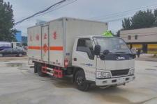 国五江铃爆破器材运输车