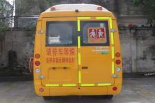 五菱牌GL6553XQ型幼儿专用校车图片4