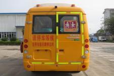 五菱牌GL6554XQ型小学生专用校车图片4