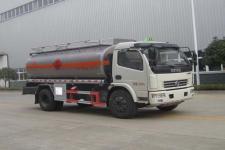 专威牌HTW5110GYYAE型铝合金运油车