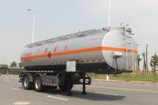 永强9.4米24.5吨2轴铝合金运油半挂车(YQ9301GYYCT2)