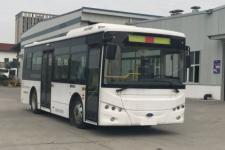 8.5米开沃纯电动城市客车