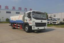 国五重汽10吨洒水车