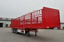 锣响12米33.7吨3轴仓栅式运输半挂车(LXC9400CCY)