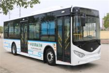 10.5米|10-30座上佳纯电动城市客车(HA6100EV)