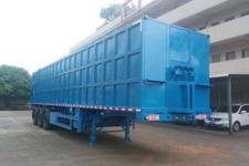新日钢12.8米23.6吨3轴压缩式垃圾半挂车(FFR9400ZYS)