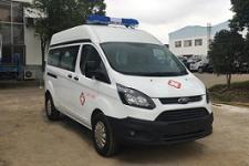 江铃福特新全顺V362中轴汽油版救护车