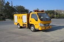 国五福田救险车