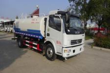 东风多利卡8吨洒水车价格13872881997