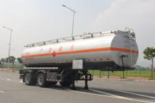永强9.4米24.5吨2轴铝合金运油半挂车(YQ9300GYYCT2)