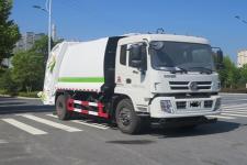 东风6-12方压缩式垃圾车多少钱