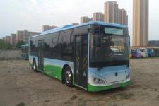 10.5米紫象纯电动城市客车