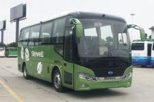 8米|24-34座开沃纯电动客车(NJL6802BEV)